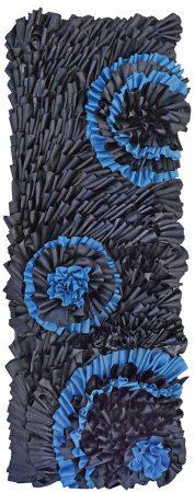 Geometrical-2020-115x45-cloth-glue-on-canvas