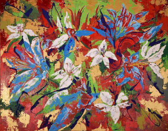 Eleni Tsotsorou - Painter